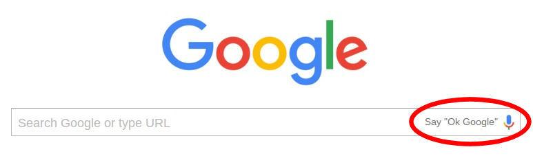 Google Voice Search OK Google