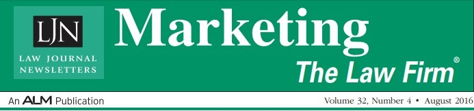 Marketing the Firm Newsletter