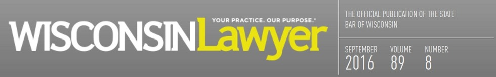 Wisconsin Lawyer Magazine