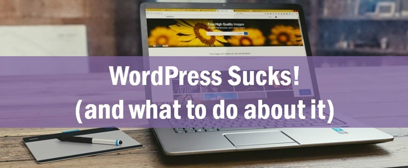 Wordpress 20sucks