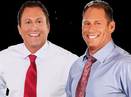 Kevin Rowe and Glen Lerner