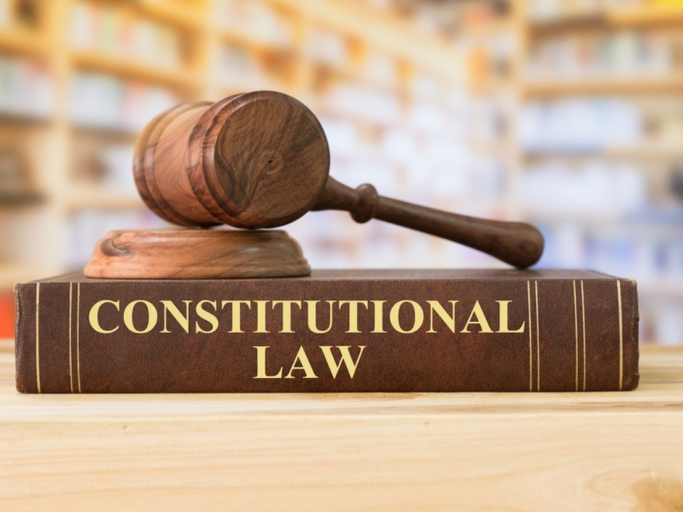 Bigstock constitution law books with a 228175672