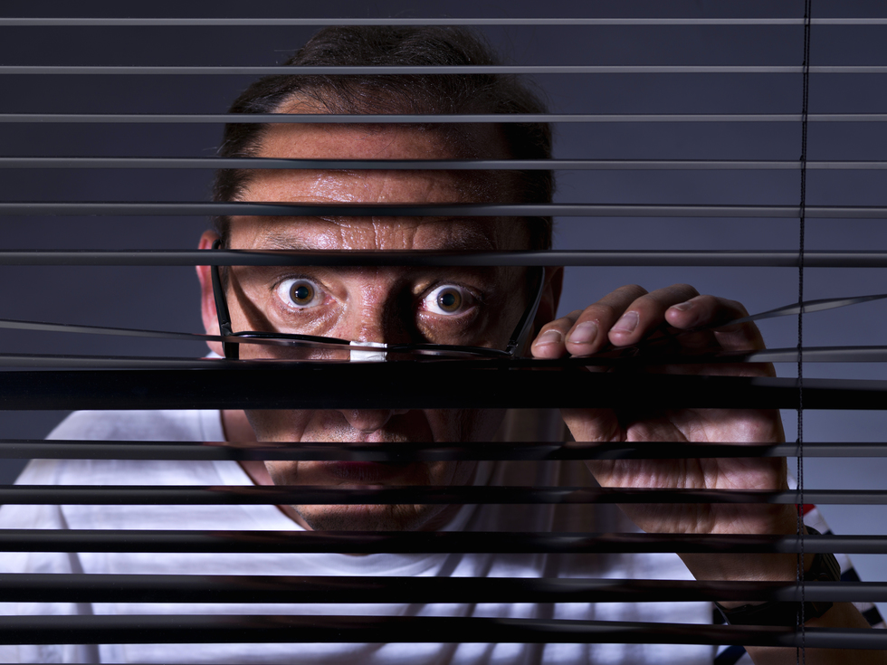 Nosy Neighbor Nellie Can Find Out About Your Probate