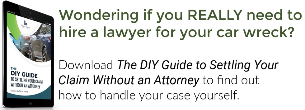 Download Guide to Settling your Claim without an attorney