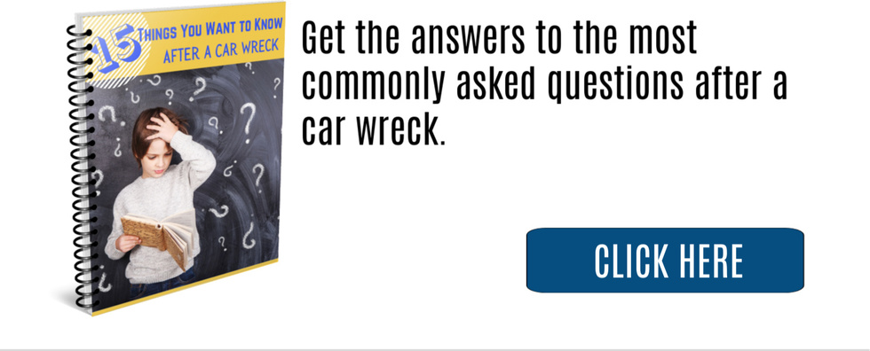 15 Most Common Questions After a Wreck