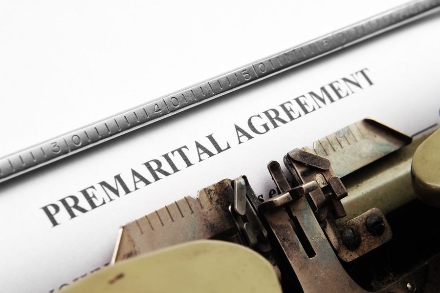 Prenuptial 20agreement