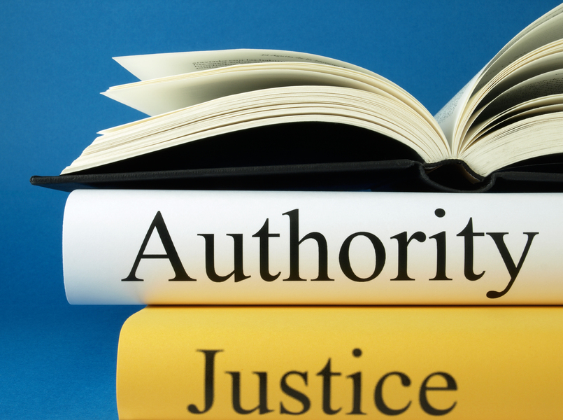 Authority 20justice