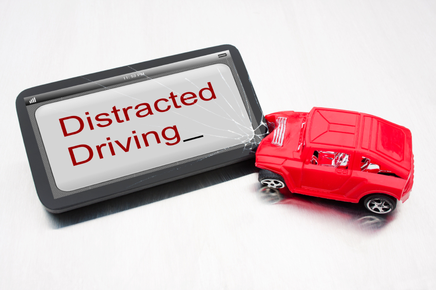 Distracted 20driving