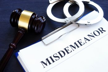Misdemeanor Offenses in California