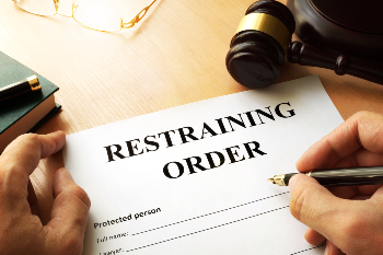Restraining Order Hearings Lawyer