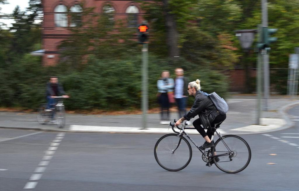bike and pedestrian safety