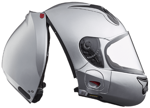 clip motorcycle helmet to promote safety in orange county