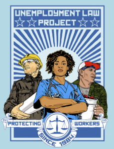 Poster for the Unemployment Law Project