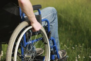 Man in a wheelchair Atlanta Social Security Disability Attorney