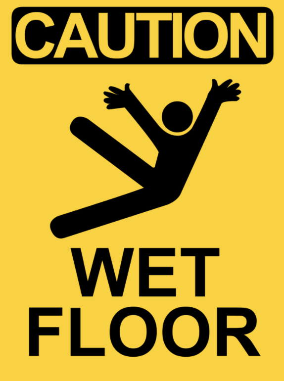 photo relating to Wet Floor Signs Printable identify Slip and Drop Circumstances Problems Attorney Sarasota