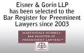 Pre-Eminent Law Firm