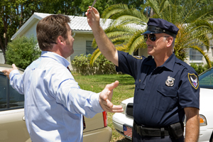 DUI Field Sobriety Tests in Los Angeles