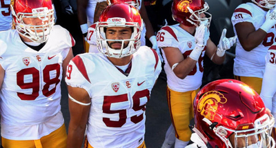 Second USC linebacker named in sexual assault investigation