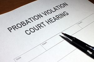 Los Angeles Probation Violation Defense Lawyer