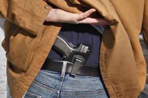Carrying a Concealed Weapon Laws in California - Penal Code 25400 PC