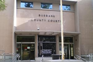 Burbank Court Criminal Defense Lawyer