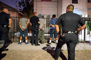 What are the List of Crimes That Classify an Organization as a Gang?
