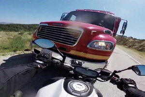 Motorcycle Head-On Collision Attorney