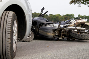 Unsafe Lane Change Motorcycle Accident Lawyer