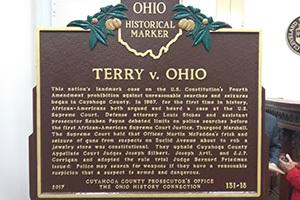 U.S. Supreme Court – 1968 Terry v. Ohio