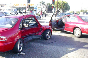 Impatience Causes Serious Car Accidents