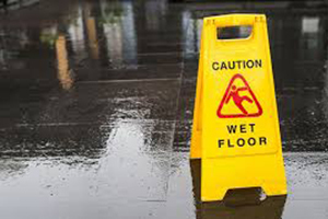 Personal Injury Recovery for Wet Floor Injuries in California