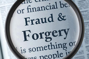 When Does Forgery Becomes a Federal Offense?