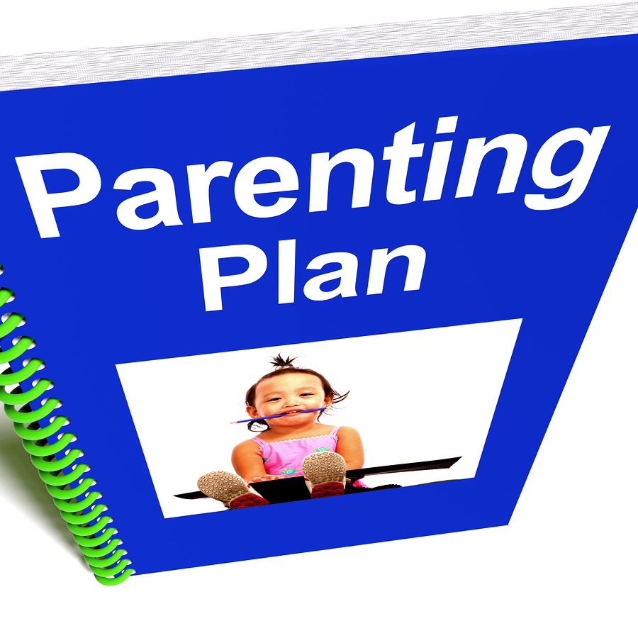 Parenting Plans in Georgia