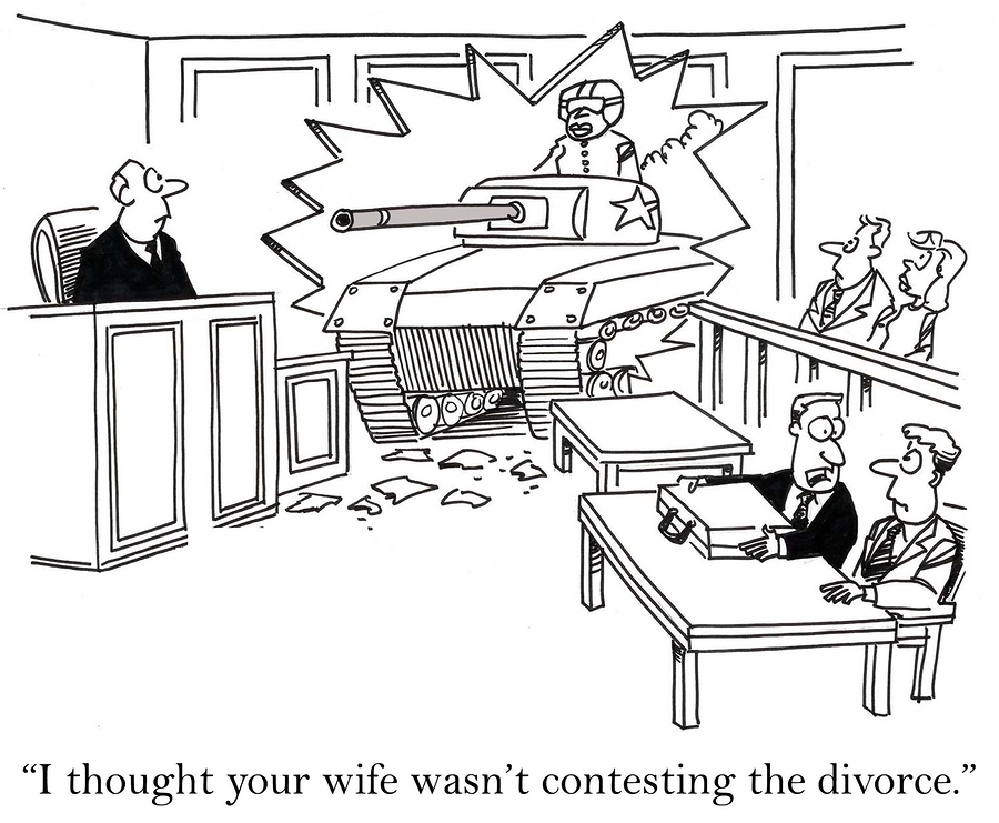 Uncontested Divorce in Georgia
