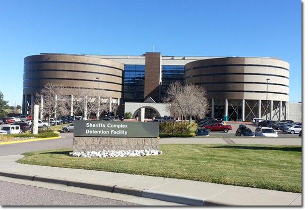 Jefferson County Jail in Colorado.