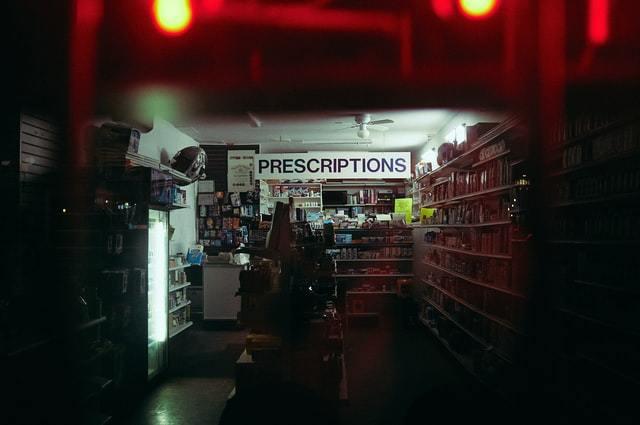 Prescription Fraud Charges