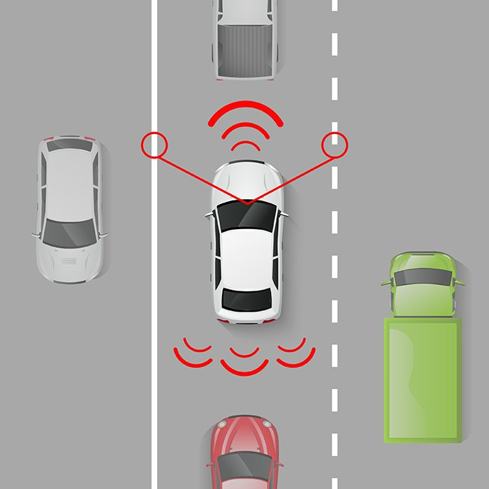 Car crashes and autonomous cars