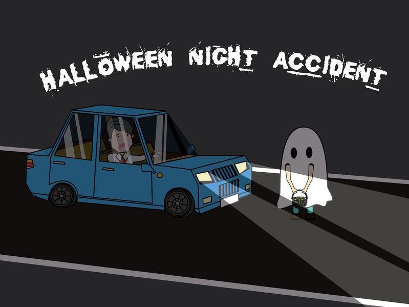 Goldberg Law Halloween accident