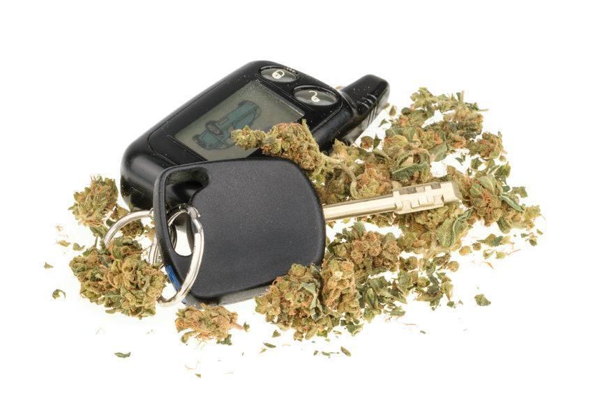 Marijuana and car accidents iamge