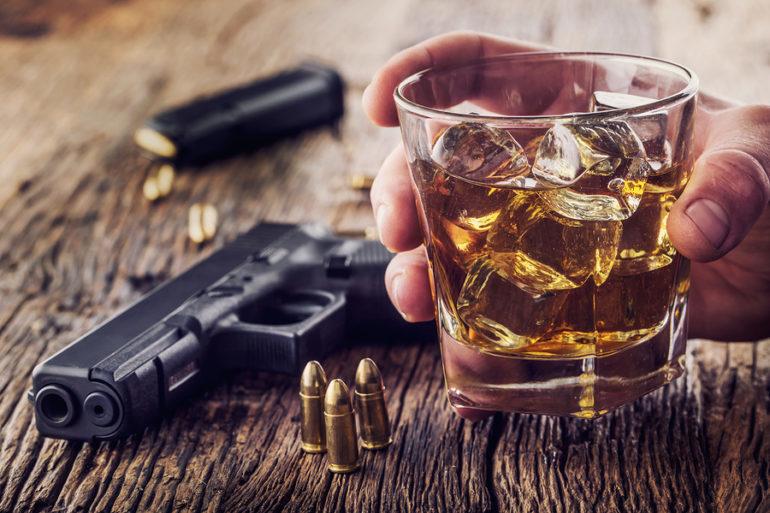 Alcohol 20and 20guns