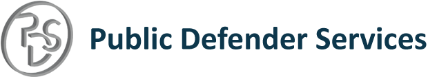 Public Defender Services Logo