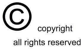 Copyright 20symbol