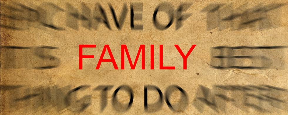 Family slider