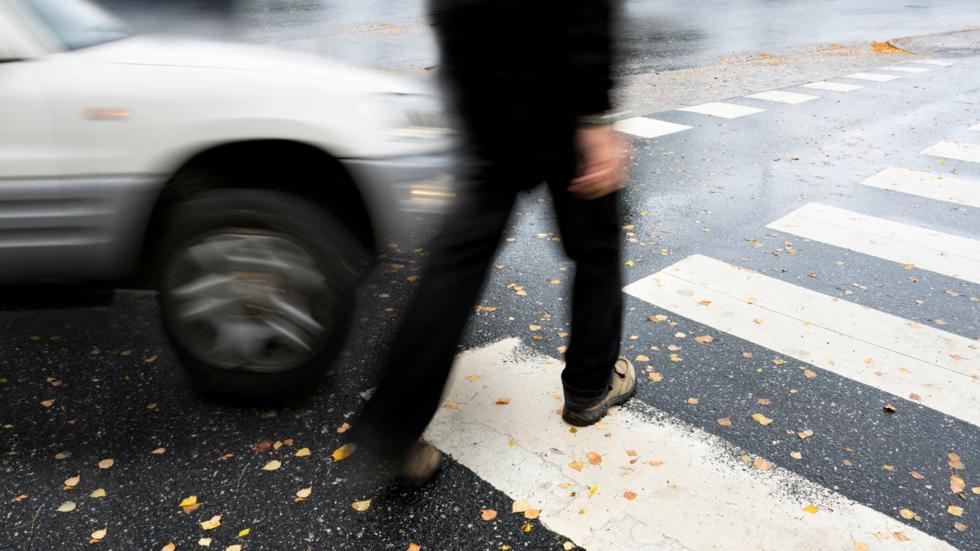 Connecticut Pedestrian