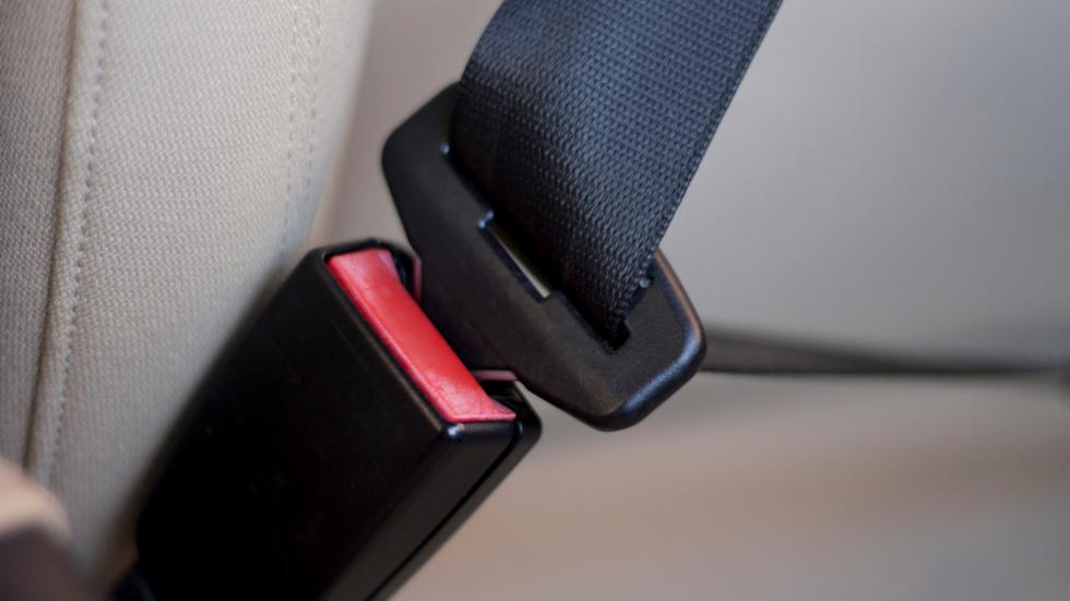 Connecticut Seatbelt
