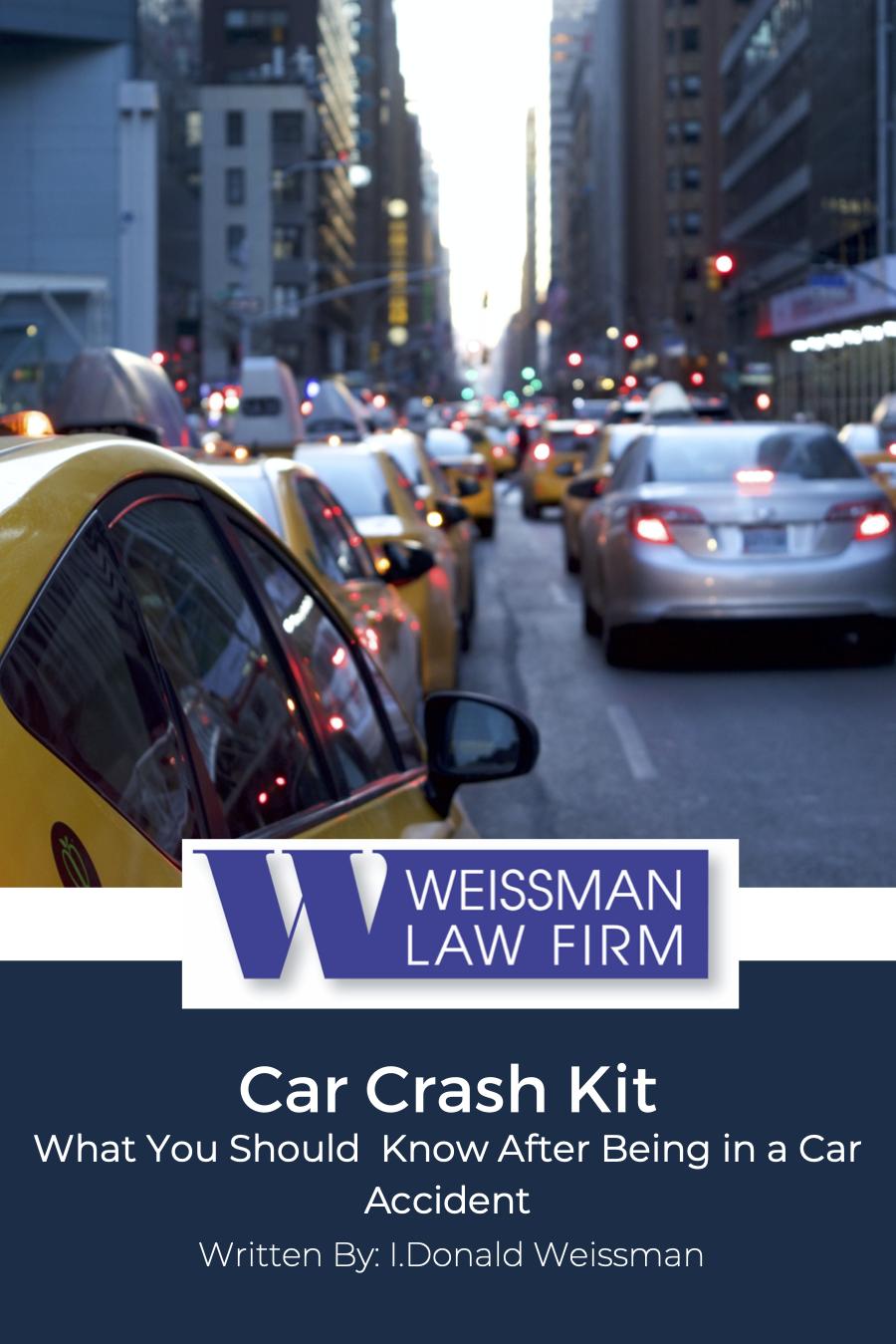 Car Crash Kit eBook