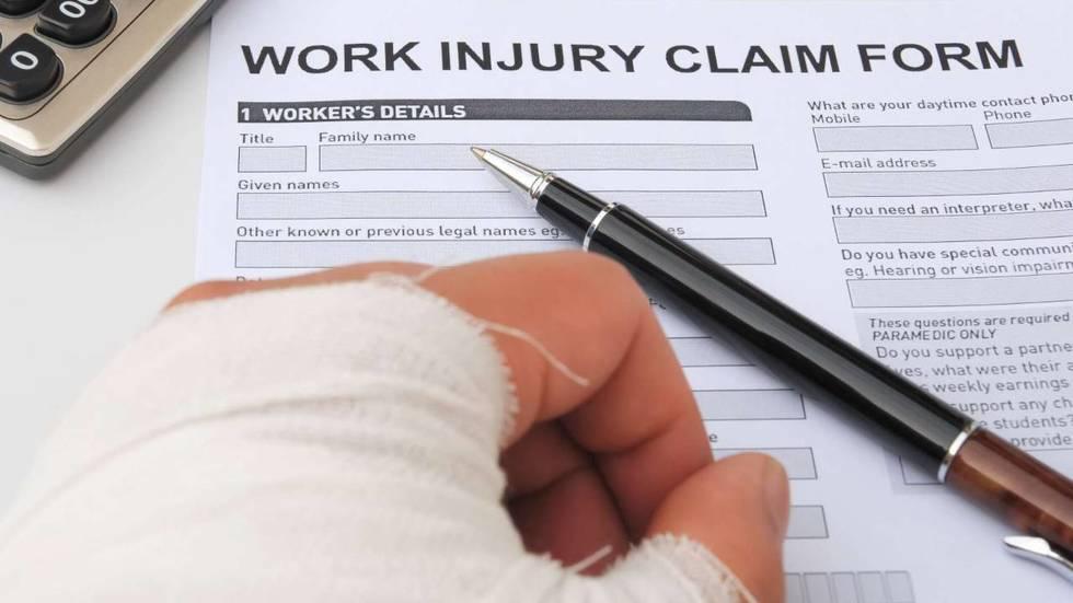Injured at Work California title image