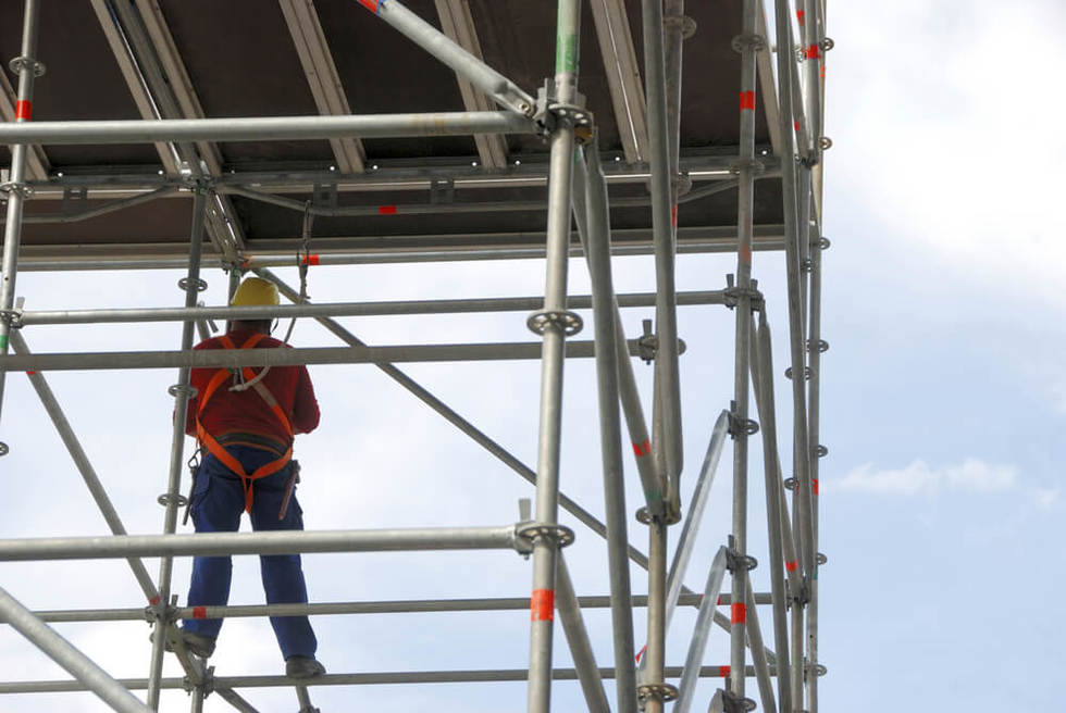 scaffolding regulations being explained