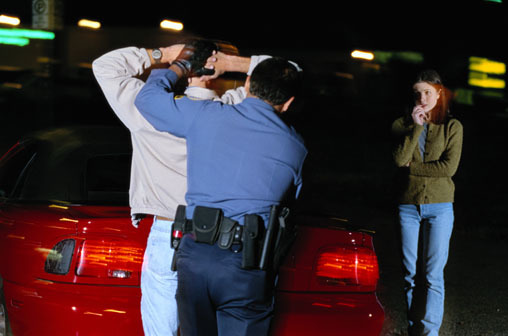NJ DWI Arrest