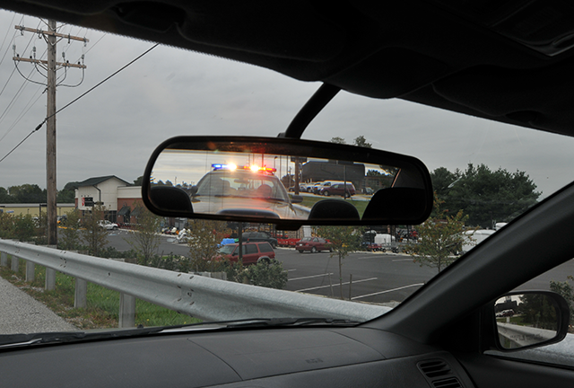 Police-lights-in-mirror